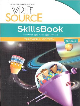 Write Source (2012 Edition) Grade 6 SkillsBook Teacher