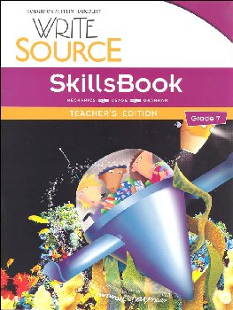 Write Source (2012 Edition) Grade 7 SkillsBook Teacher