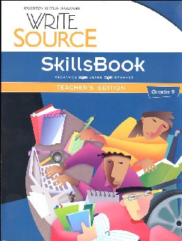 Write Source (2012 Edition) Grade 9 SkillsBook Teacher