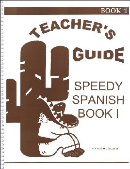 Speedy Spanish Book 1 Teacher's Guide