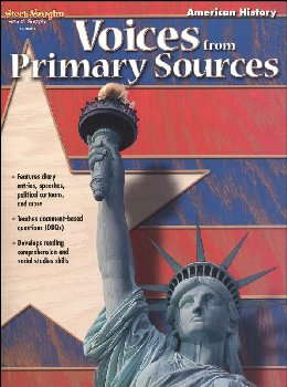 Voices From Primary Sources - American History