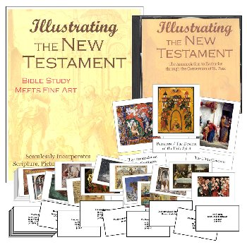Illustrating the New Testament: The Annunciation to Zacharias through the Conversion of St. Paul