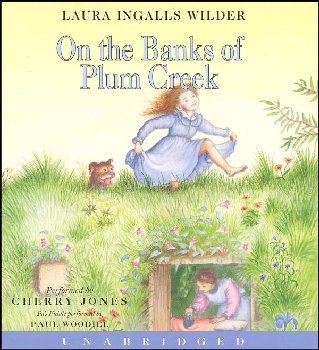 On the Banks of Plum Creek Audio CDs