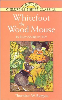 Whitefoot the Woodmouse Children's Thrift