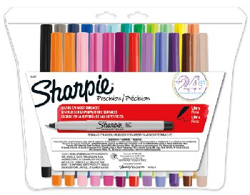 Sharpie Ultra-Fine - Set of 24