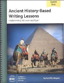 Ancient History-Based Writing Lessons Student Book Fifth Edition