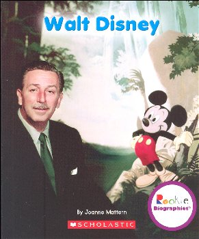 Walt Disney (Rookie Biography)
