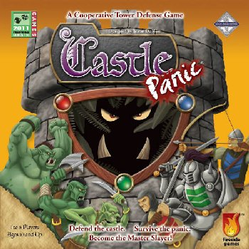 Castle Panic Game