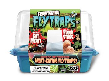 Frightening Flytraps (Mini Worlds Terrarium)