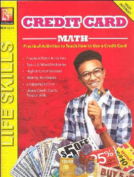 Credit Card Math (Life Skills)