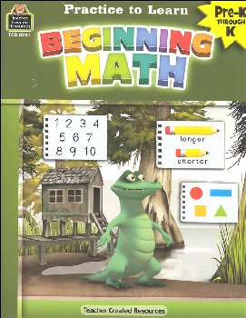 Beginning Math (Practice to Learn)