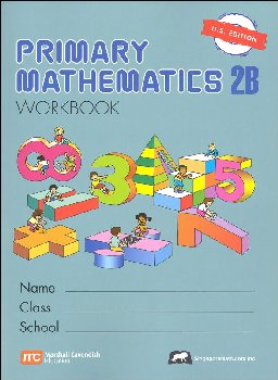 Primary Math US 2B Workbook