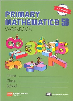 Primary Math US 5B Workbook