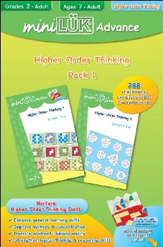 miniLUK Advance - Higher Order Thinking 1