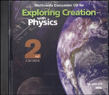 Exploring Creation with Physics Companion CD-ROM