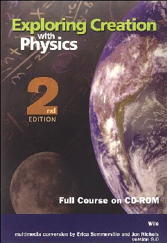 Exploring Creation with Physics Course on CD-ROM