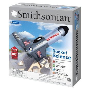 Smithsonian Rocket Science Kit