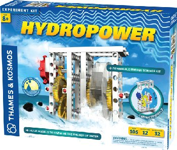 Hydropower: Renewable Energy Science Kit