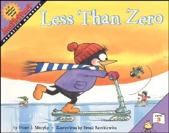 Less Than Zero (MathStart L3:Negative Numbers