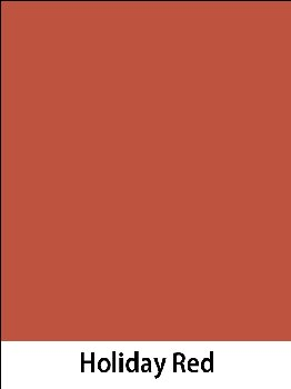 "Construction Paper 76# Holiday Red 9""x12"""
