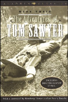 Adventures of Tom Sawyer (Aladdin Classics)