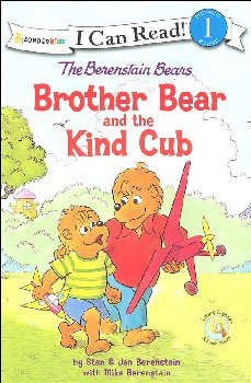 Berenstain Bears Brother Bear and the Kind Cub (I Can Read! Beginning 1)