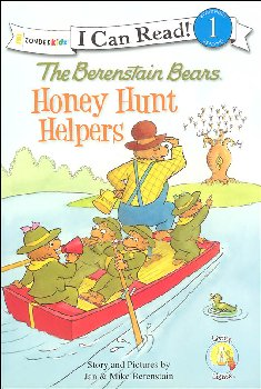 Berenstain Bears Honey Hunt Helpers (I Can Read! Beginning 1)