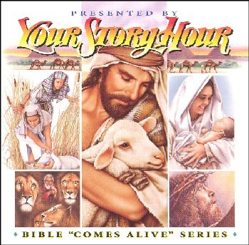 "Bible ""Come Alive"" Album 4 CDs"