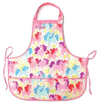 Dancing Ponies Fun Time Apron