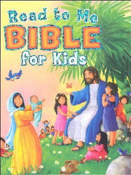 Read to Me Bible for Kids Storybook
