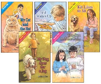 Christian Liberty Preschool Readers - Set of 5