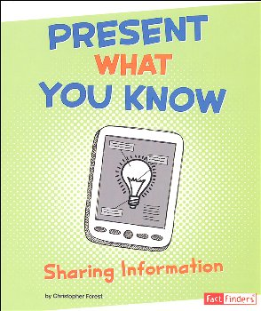 Present What You Know (Research Tool Kit)