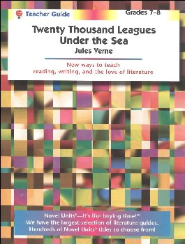 20,000 Leagues Under the Sea Teacher Guide