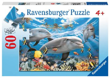 Caribbean Smile Children's Puzzle (60 pieces)