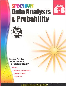 Spectrum Data Analysis and Probability 2014 Grades 6-8