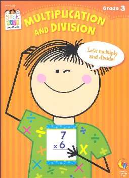 Multipication and Division (Stick Kids Workbooks)
