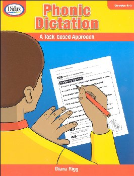 Phonic Dictation 4-5