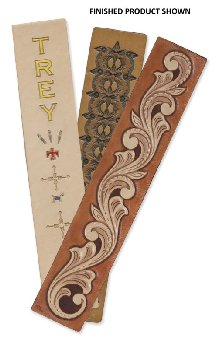 Leather Bookmarks (Pack of 3)