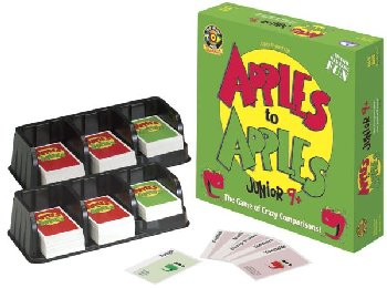 Apples to Apples Junior 9+