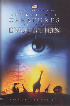 Incredible Creatures that Defy Evolution Vol. 1 DVD