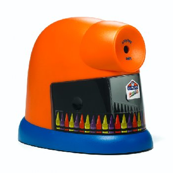 Elmer's CrayonPro Electric Crayon Sharpener