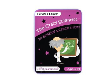 Forces and Energy Activity Cards (The Crazy Scientist)