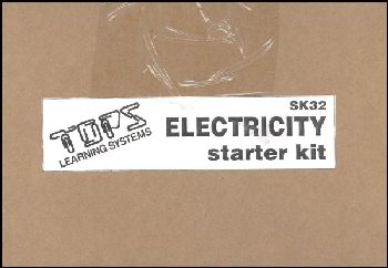 Electricity Acty Sheet Starter Kit (no book)