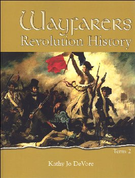 Wayfarers: Revolution History Term 2