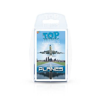 Top Trumps Card Game - Planes