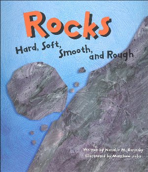 Rocks: Hard, Soft, Smooth and Rough (Amazing Science)