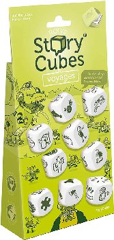 Rory's Story Cubes Game: Voyages