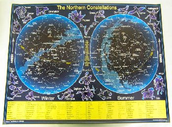 Constellations Chartlet
