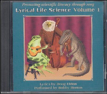 Lyrical Life Science Volume 1 CD only