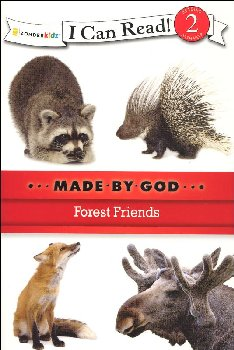 Forest Friends (I Can Read Level 2)
